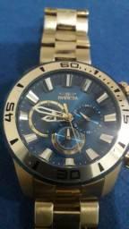 Relógio invicta original todo funcional, 550,reais