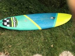 Título do anúncio: Prancha Surf Mega Fish 6  6'  Silver Surf Boards