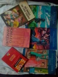 5 livros por 20 R$