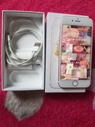 Iphone 6s Rose única dona, act cartao