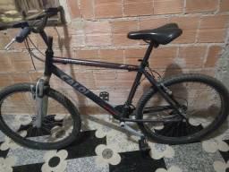 Bicicleta Caloi marcha