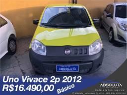 Fiat Uno Vivace 1.0 2 Portas 2012