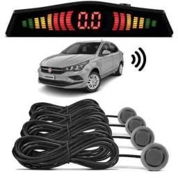Sensor de Estacionamento Tomate com BIP