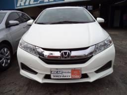 Honda City 1.5 2014/15 Branco Lx Cvt