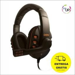 Headset Gamer (para PC) Oex Action Hs200 em Fortaleza