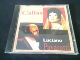 Maria Callas e Luciano Pavarotti