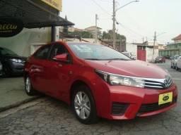 Toyota Corolla 1.8 16v Gli Flex Multi-drive 4p. Entrada $10 mil<br><br>