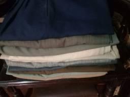 Calças masculinas Tam 44