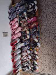 Vendo calçados infantil  novos