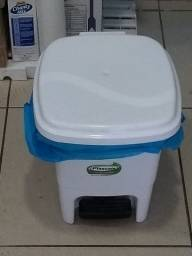 Lixeira plasvale 15 litros