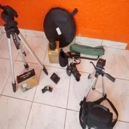 Kit Para Fotógrafo Obs: Sem O Suporte Menor