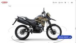 Bege Dakar - Pronta Entrega XTZ 250 Lander ABS 2021/2021  -  R$ 22.499,00 A Vista