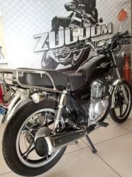Suzuki Itruder 125 completa semi nova!