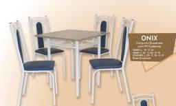 Mesa 4 Cadeiras Promoção