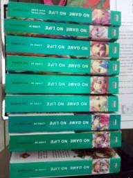 Light novels No game No life(faço cada uma por 5)