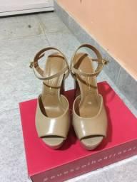 Sapato da marca vizzano 40 R$