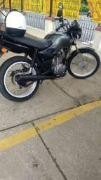 Moto Fan 125 ano 2008 valor 3200