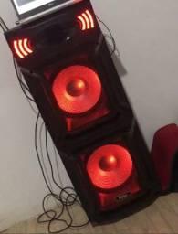 Caixa acústica Philco PCX 1500