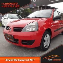 Renault Clio Campus 1.0 16v 2011