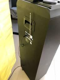 Troco som Multilaser em mini system LG bluetooth 220w cd player fim USB xboom ck43