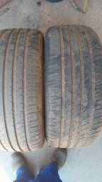 R$400 O PAR.  Vendo 2 pneus superia 225, 55, 16 com 80% de borracha, sem defeitos.