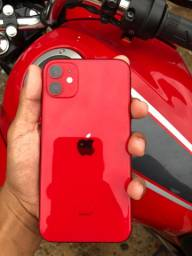 iPhone11 red 128GB