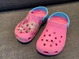Sandalia Crocs Infantil Nº12