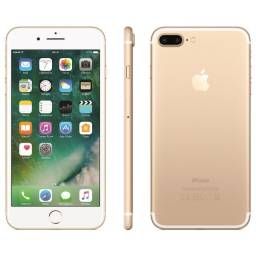 Apple iPhone 7 Plus 256GB Dourado - Vitrine