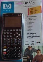 Calculadora HP 50 G  R$600,00 Frete Grátis. (Nunca Usada)!