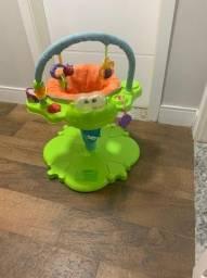 Cadeira de entretenimento infantil