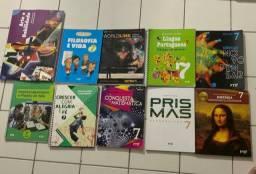Livros FTD 7; ano