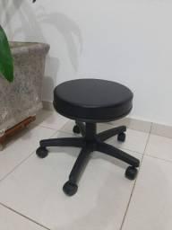Cadeira Assento Mocho Giratória