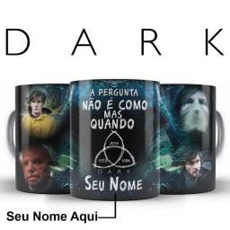 Dark Serie Caneca Netflix Fazemos Com Sua Serie Predileta