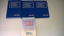 Enciclopédia Contábil e CLT