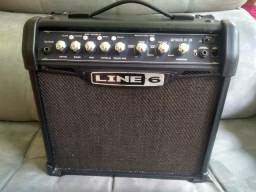 Caixa Amplificadora para Guitarra - Line 6 Spider IV 15 W