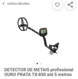 Vendo ou alugo detector de ouro tx 850