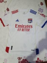Camisa de time / Lyon / tamanho M jogador /