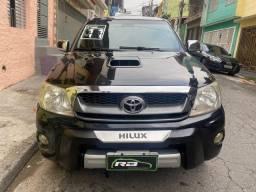 Toyota Hilux SRV 3.0 D-4D Turbo Diesel 2011 Baixo KM