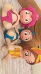 Bonecas Princesas do Mar
