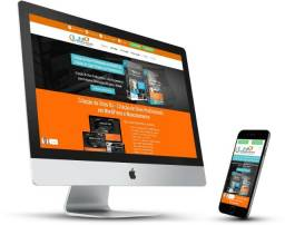 Desenvolvo LogoMarca/ Site/ Loja Virtual/ Google Ads p/ Empresas-Feiirra Ssantana