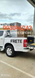 Carreto Frete transporte