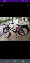 Bicicleta 24 reduzida