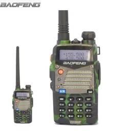 Rádio Comunicador Camuflado