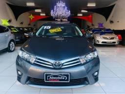 Corolla xei 2015 automático, carro impecável !!!