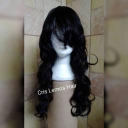 Peruca wig fibra futura