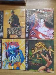 Jogos Playstation 1 Desb