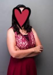 Vestido Vermelho Tamanho G