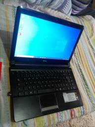 Note book com placa de video 2000mb