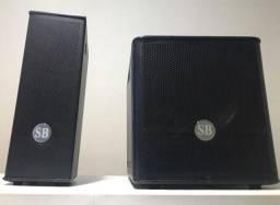 Soundbox PA Caixas de Som Ativas
