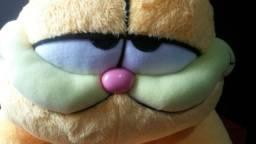 Garfield grande de 60 cm (em estado de novo )